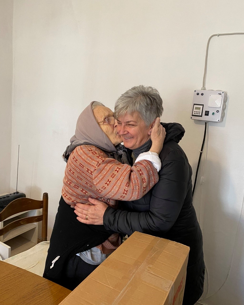 Ana i baka Vinka